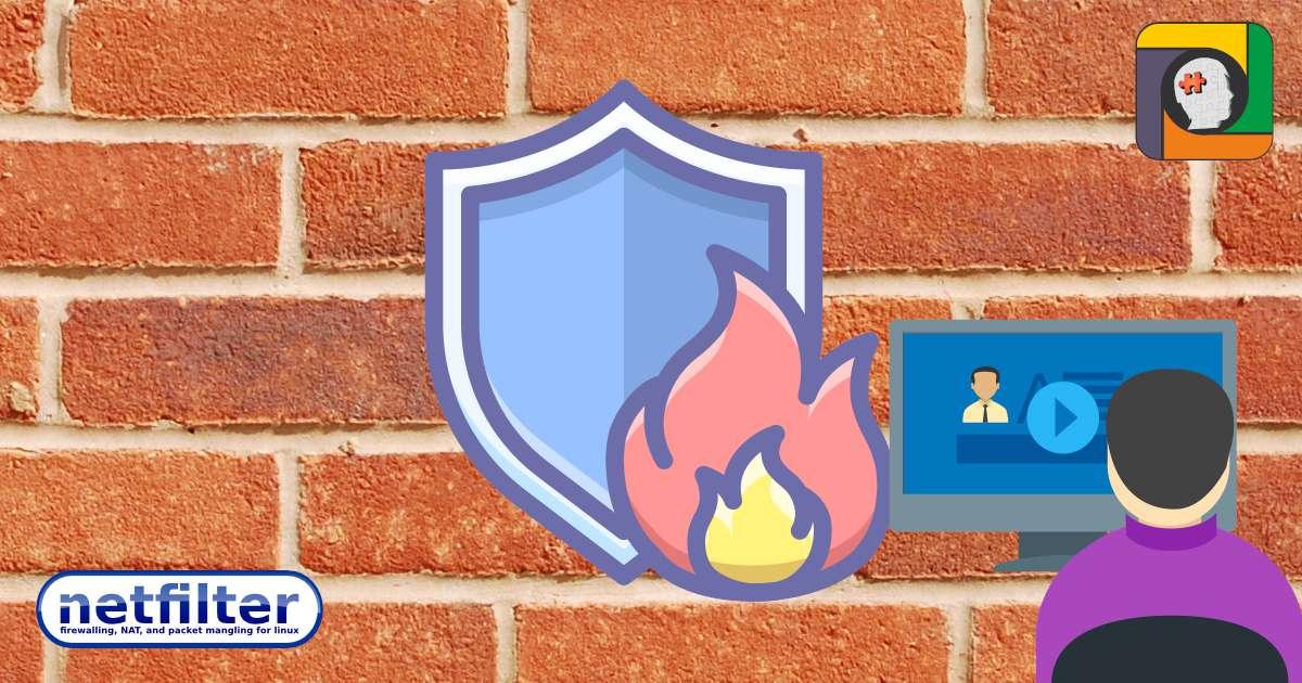 Linux tűzfal készítés: nftables