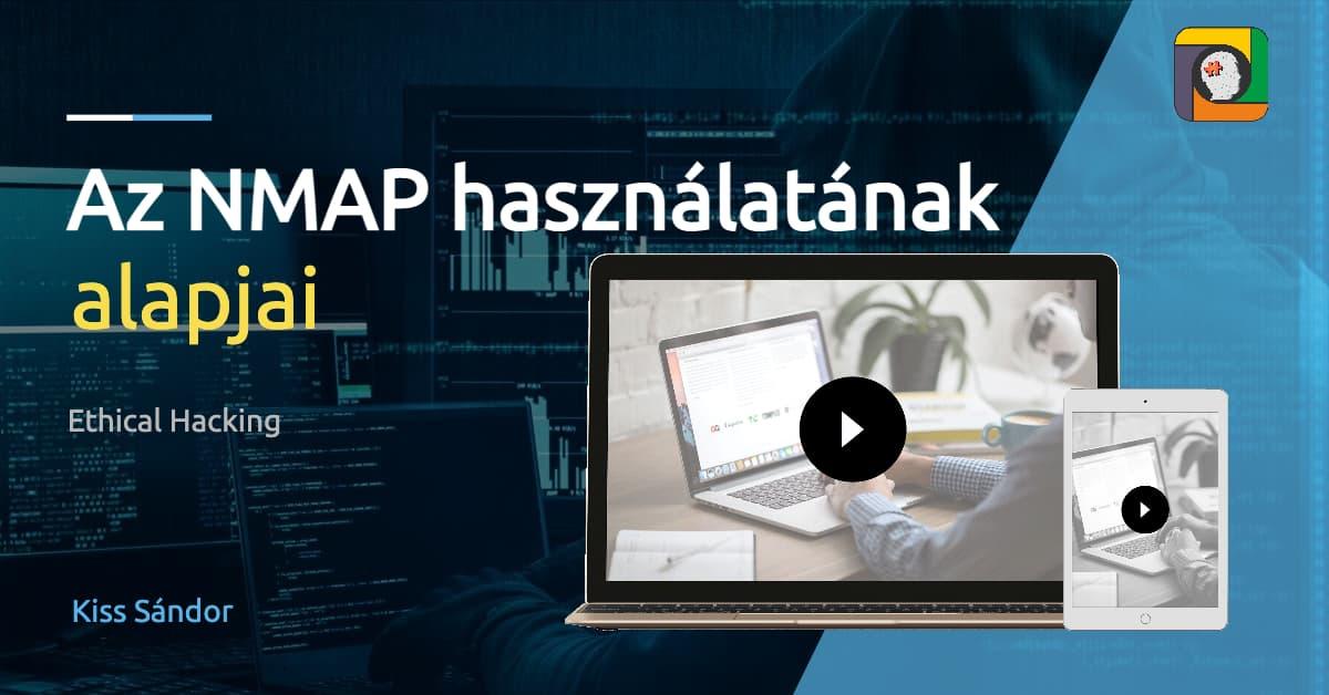 Az NMAP használatának alapjai